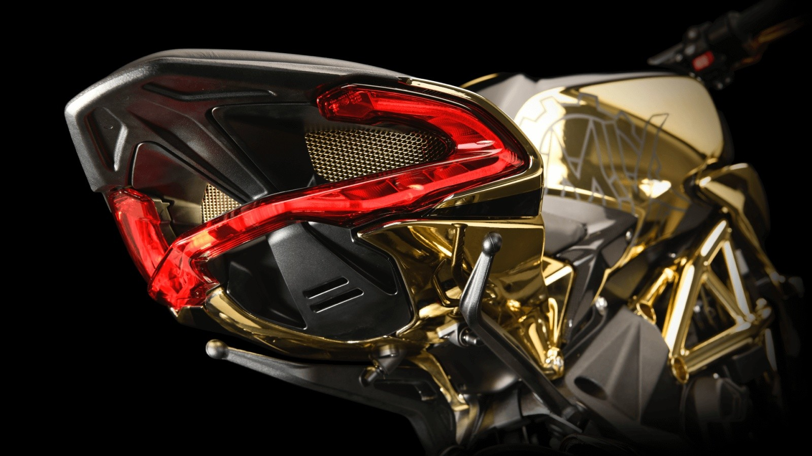 Foto de MV Agusta Dragster RC Shining Gold 2019 (10/14)