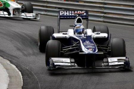 Williams F1 tendrá que utilizar su alerón antiguo durante el Gran Premio de Turquía