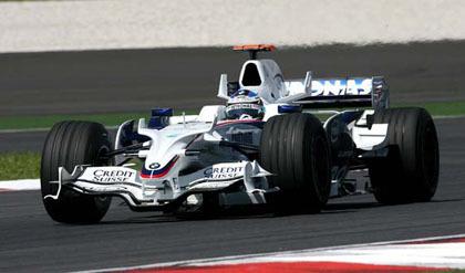 Nick Heidfeld lidera la última sesión de libres
