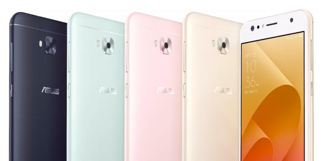 Zenfone 4 Series: dobles cámaras traseras y frontales para la nueva familia de smartphones de ASUS