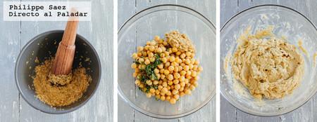 Hummus Tradicional Receta