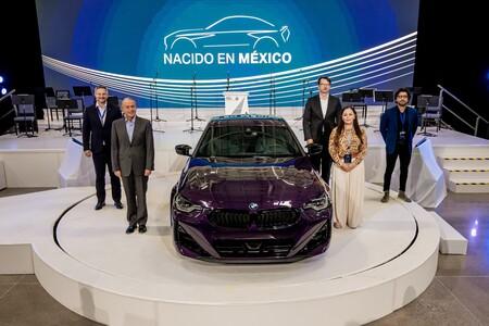 BMW Serie 2 Coupé hecho en México 2