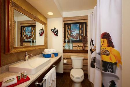 Legoland Florida tendrá en mayo su propio hotel