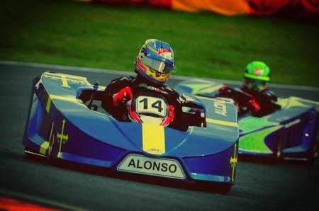 Fernando Alonso llevará el número 14 la próxima temporada