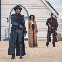 """Tráiler de 'Más dura será la caída': Netflix presenta su salvaje """"western new wave"""" cargado de estrellas a ritmo de funk"""