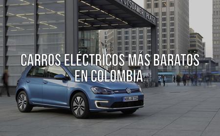 Colombianos podrán comprar carros eléctricos e híbridos más baratos