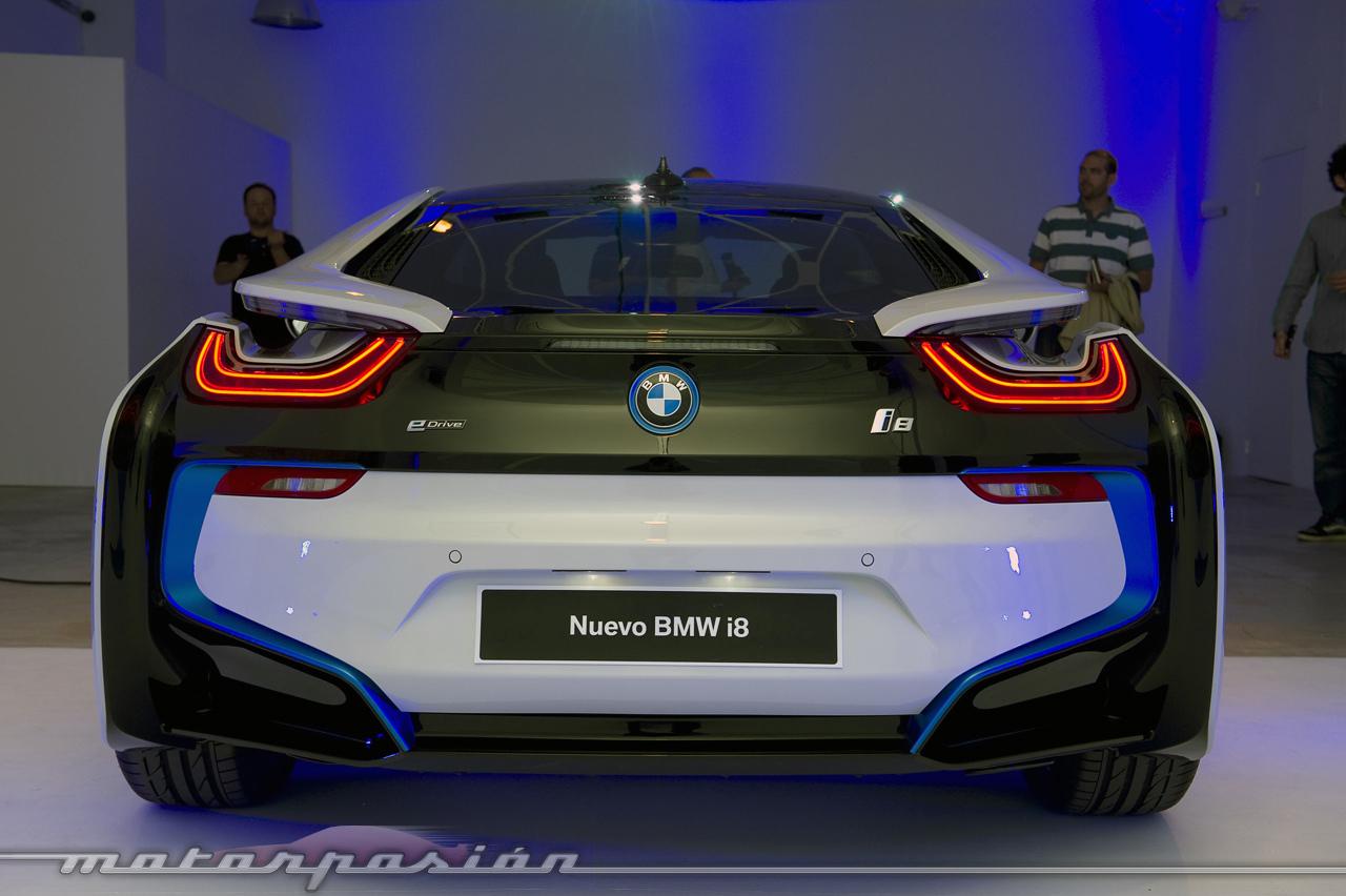 Foto de BMW i8, primeras impresiones (3/21)
