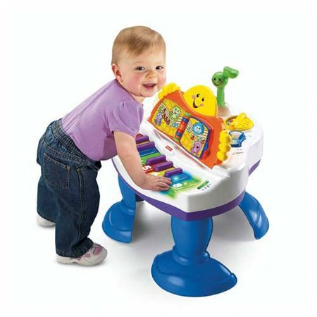 Piano Aprendizaje Fisher-Price