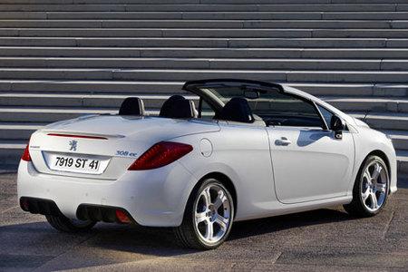 Peugeot 308 CC, precios y equipamiento