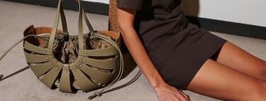 Clonados y pillados: Sfera se adelanta a todo el mundo en presentar el primer clon del bolso 'The Shell' de Bottega Veneta