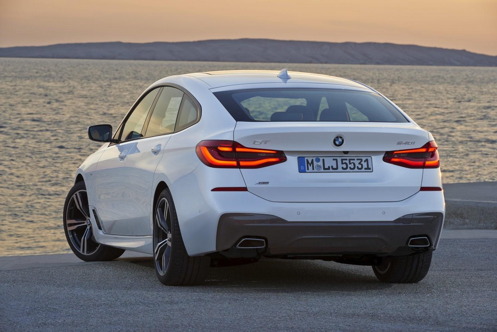 Foto de BMW Serie 6 Gran Turismo (33/54)