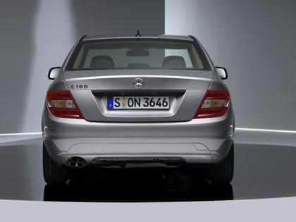 Mercedes Clase C 2007 Classic