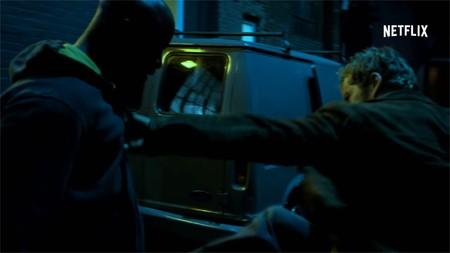 The Defenders Luke Cage Iron Fist