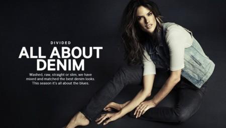 Los ángeles de H&M: Alessandra Ambrosio nos presenta la colección denim