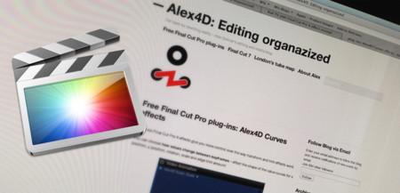 Efectos, transiciones y títulos para Final Cut Pro X completamente gratuitos