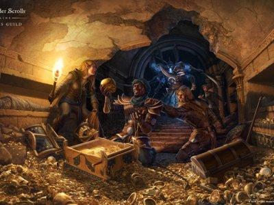 La expansión Gremio de Ladrones de The Elder Scrolls Online se publicará en marzo
