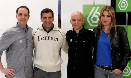 laSexta presenta la temporada 2010 de Fórmula 1