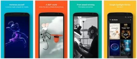 Google Spotlight Stories ya se encuentra disponible para más dispositivos
