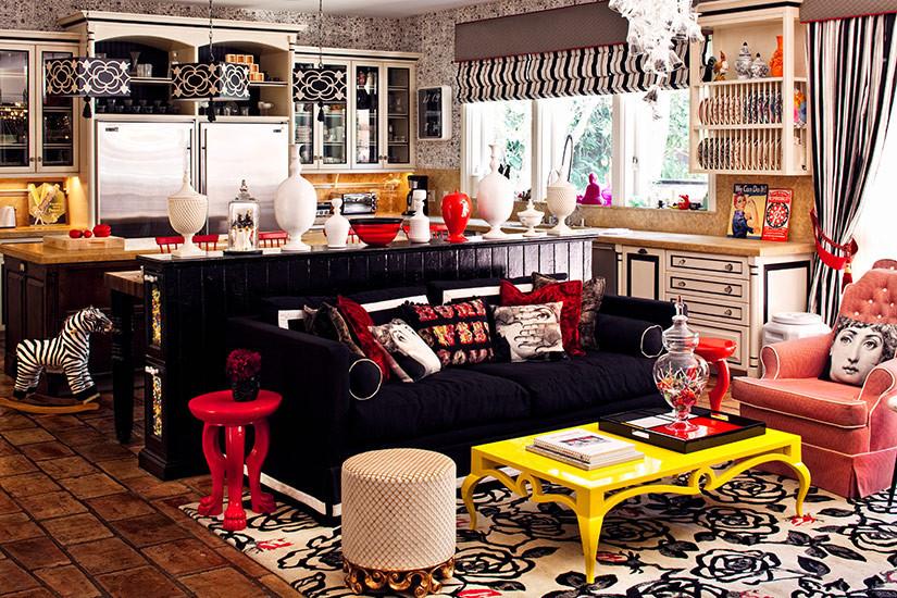 Foto de La casa de Christina Aguilera (8/26)