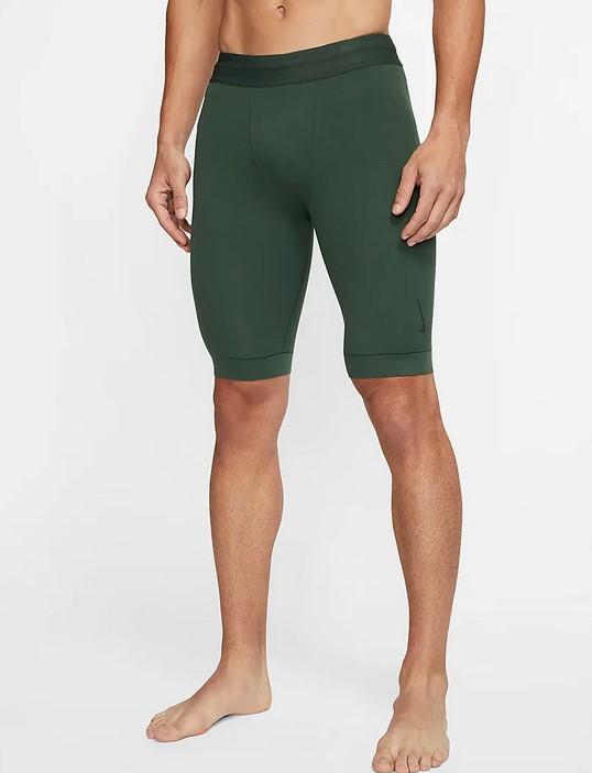Pantalón corto de tejido Infinalon - Hombre Nike Yoga Dri-FIT