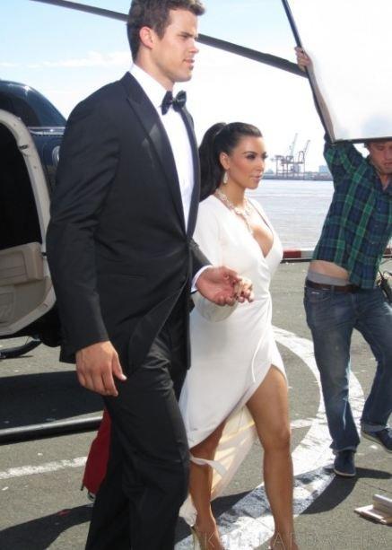 Kim Kardashian pesadilla
