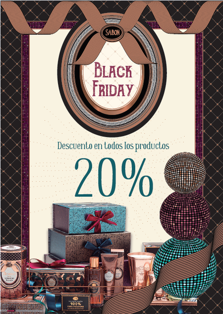 Sabon Black Friday