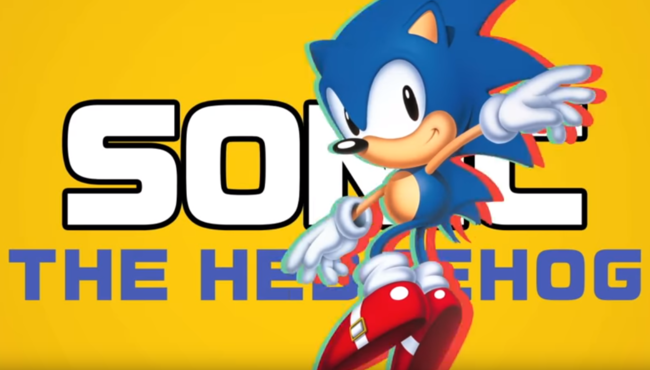 Sonic Mania Sonic