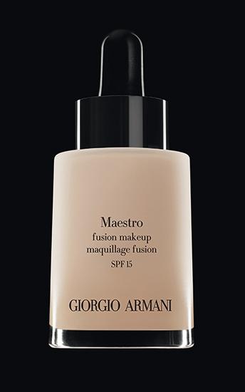 Giorgio Armani Maestro, nueva base de maquillaje
