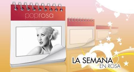La semana en rosa (del 1 al 7 de diciembre)