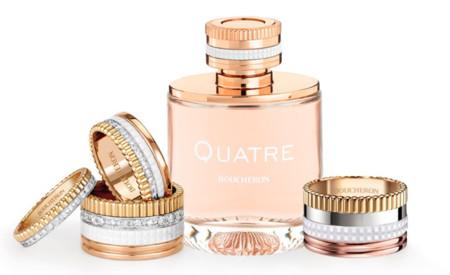 Quatre, el perfume joya de Boucheron que deja huella allá por donde pasas