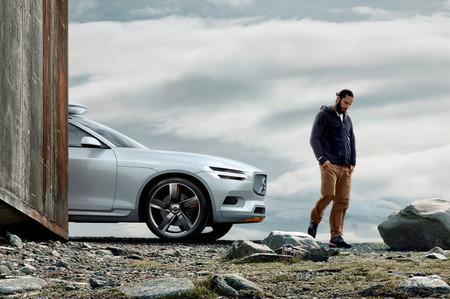 Volvo Concept XC Coupé: primeros bocetos, camino de Detroit