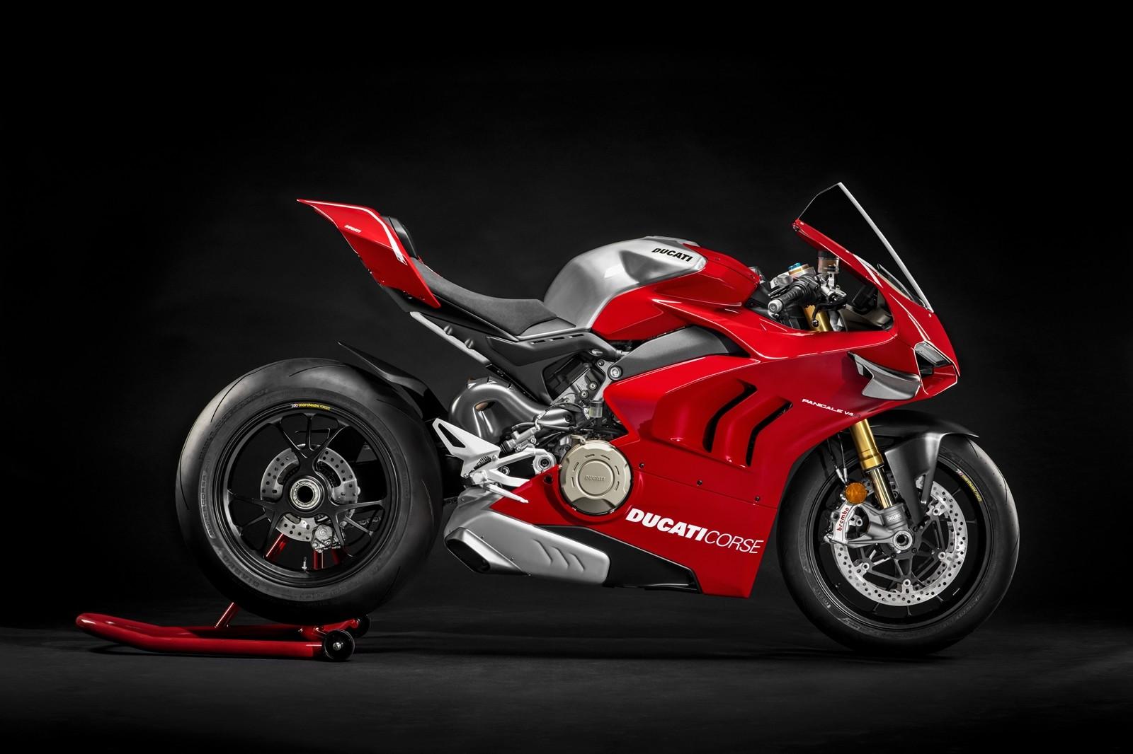 Foto de Ducati Panigale V4 R 2019 (47/87)