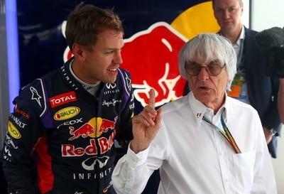 Bernie Ecclestone descarta que vaya a haber Gran Premio de España en Madrid