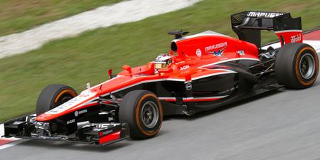 Bianchi Marussia F1 2014