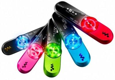 Los nuevos Sony Walkman B entran por los ojos