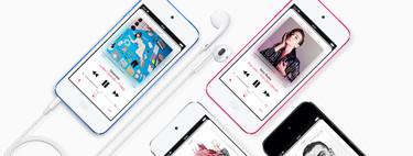 Apple podría estar trabajando en la séptima generación de iPod Touch