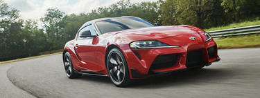 El Toyota Supra 2021 ahora es más potente: 382 hp para el bólido japonés