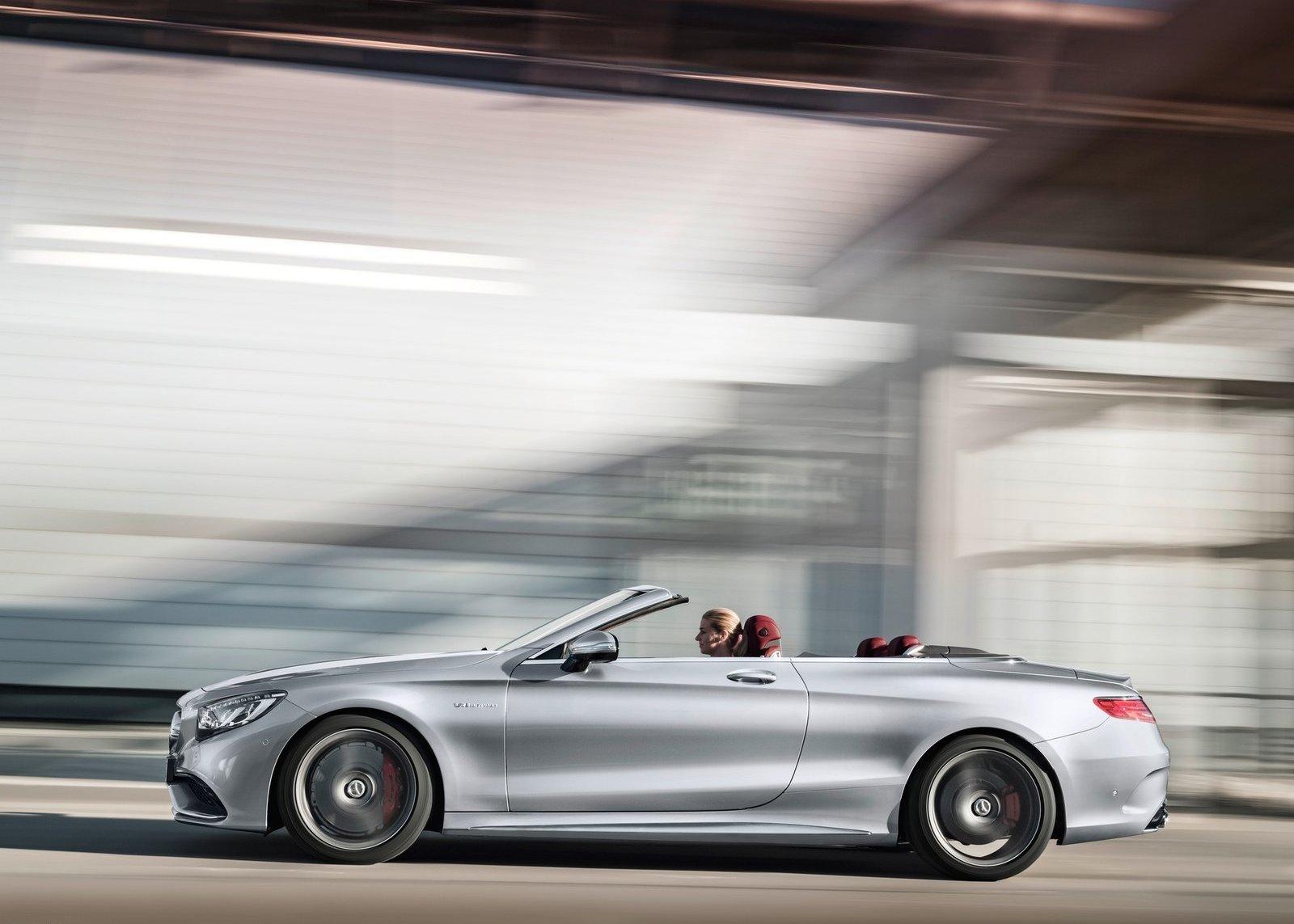 Foto de Mercedes-AMG S 63 Cabriolet Edition 130 (5/21)