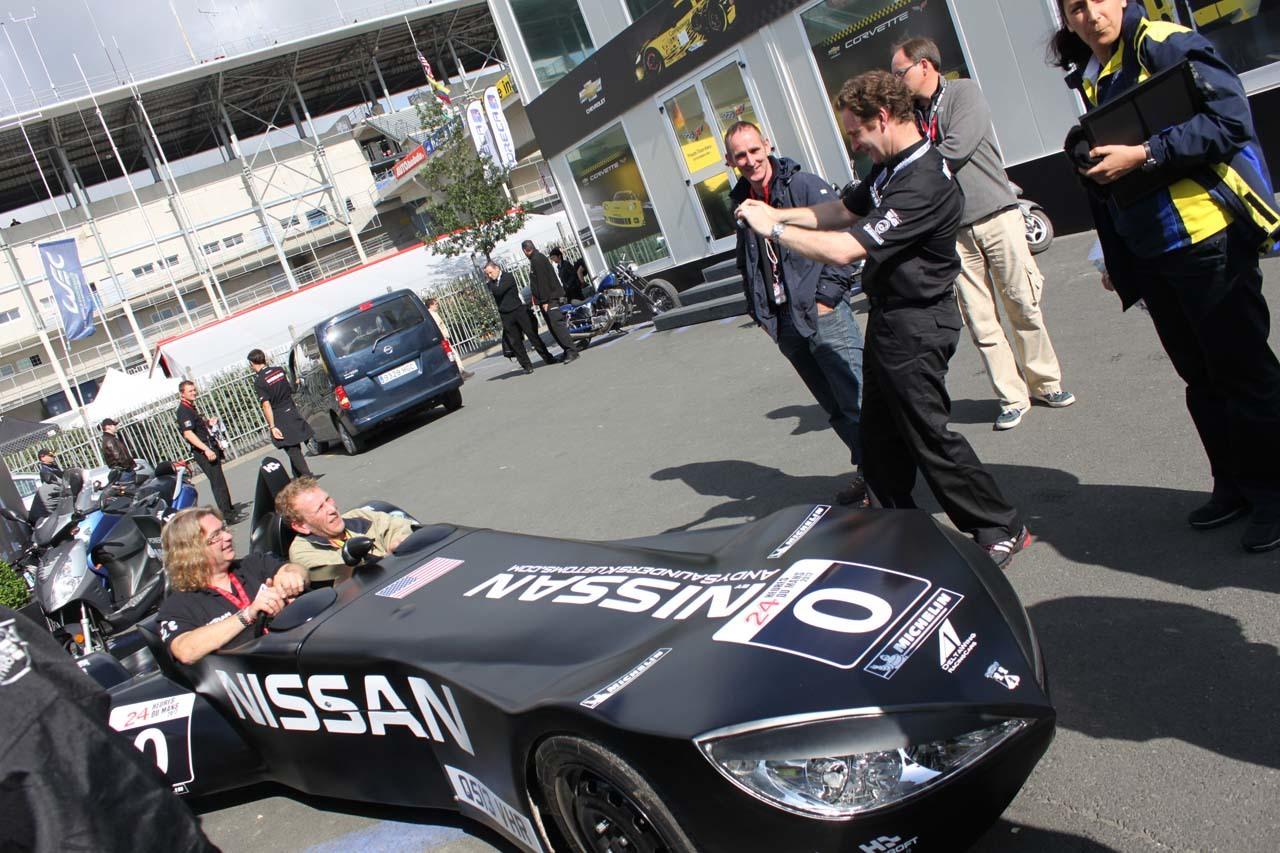 Foto de 24 horas de Le Mans 2012 (151/160)