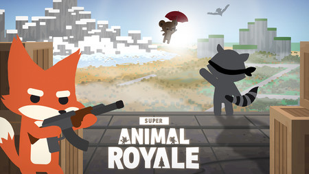 Super Animal Royale ya está a la venta en Steam Early Access, un Battle Royale protagonizado por adorables animales con armas