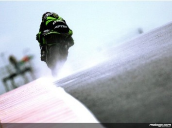 Anthony West MotoGP