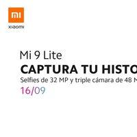 El Xiaomi Mi 9 Lite de triple cámara se presentará el 16 de septiembre