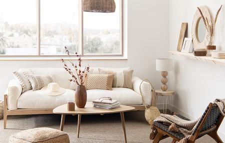 Una primavera relajada con una decoración interior depurada, la tendencia Slow Life de Maisons du Monde en esta temporada
