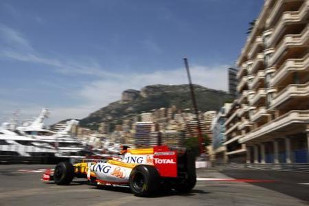 Fernando Alonso, séptimo en Mónaco: algo es algo