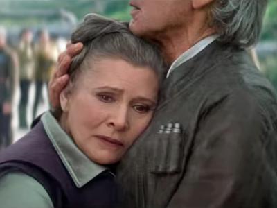 La saga de Star Wars le dedica un vídeo tributo a Carrie Fisher y es imposible no llorar con él