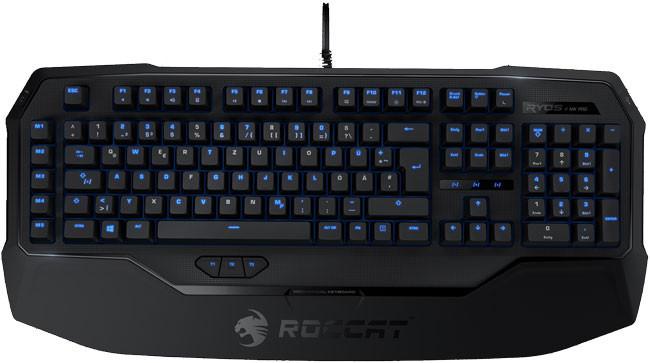 Roccat Ryos MK es otro teclado mecánico más con tres sabores diferentes
