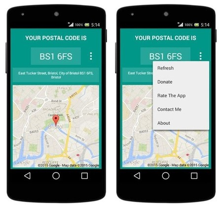 What's My Postal Code, una sencilla app para conocer nuestro código postal
