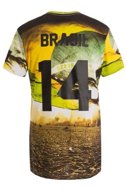 Brasil camiseta eleven paris