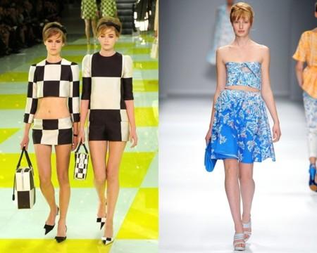 Look Louis Vuitton y Cacharel