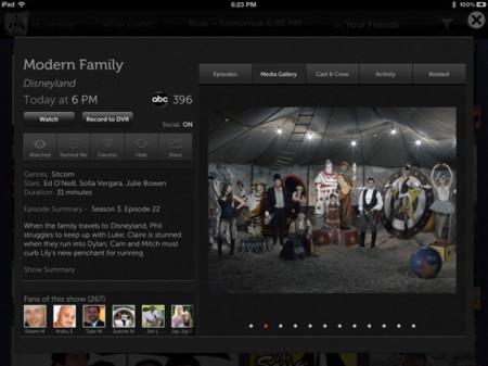 """NextGuide: un sitio para """"atrapar"""" cine y series de televisión"""